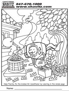 Shavitz coloring book page1