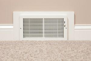HVAC Return Air Wall Register Vent