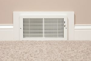 air-conditioning-vent-on-wall