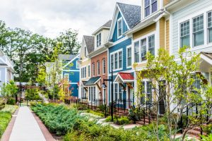 row-of-homes-in-summertime