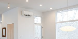 air-handler-mounted-up-on-wall-in-modern-home